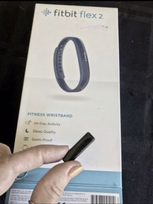 Fitbit Flex 2 Fitness charger Tracker Wristband bracelet necklace for Sale in Scottsdale, AZ