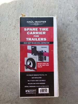 Spare Tire Carrier for Trailers for Sale in Commerce City, CO