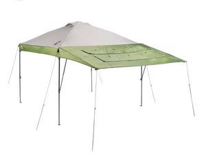 Outdoor Canopy Tent 10' x 10' Instant Pop Up Camping Shade and Shelter With Swing Wall for Sale in Plano, TX