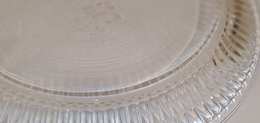 """(2) Vintage Handcrafted Shannon Heavy Crystal Irish Design Platters $10 """"Each"""" for Sale in Tacoma,  WA"""