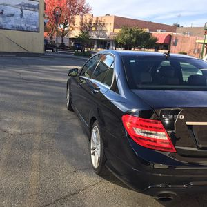 2014 Mercedes C230 well taken care of for Sale in Solana Beach, CA