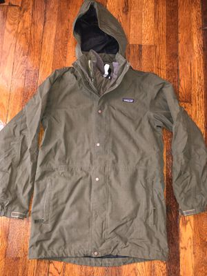 Men's Medium Patagonia Parka Jacket for Sale in Chicago, IL