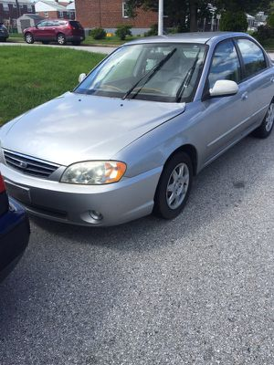 2003 kia spectra 200k miles for Sale in Baltimore, MD