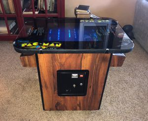 Original 1981 Pac-Mail cocktail arcade cabinet game for Sale in Fontana, CA