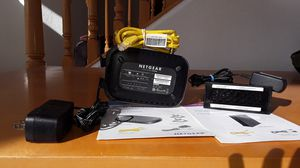 High Speed Cable Modem & N300 WIFI Router for Sale in Gilbert, AZ