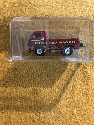 Johnny Lightning Little Red Wagon 1/64 Scale Diecast for Sale in Palmdale, CA