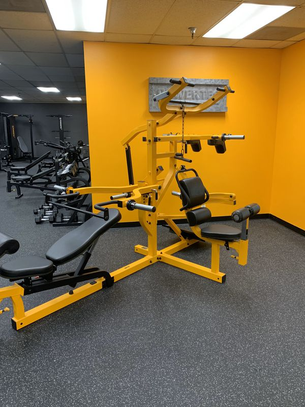 New Powertec Gyms great prices we beat any deal
