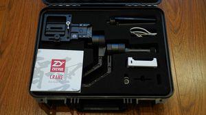 Zhiyun Crane V2 Gimbal and Stabilizer for Sale in Diamond Bar, CA