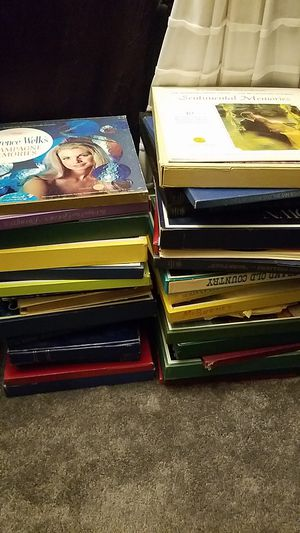 Large record collection! Great condition for Sale in Chandler, AZ