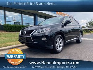 2014 Lexus RX 350 for Sale in Raleigh, NC