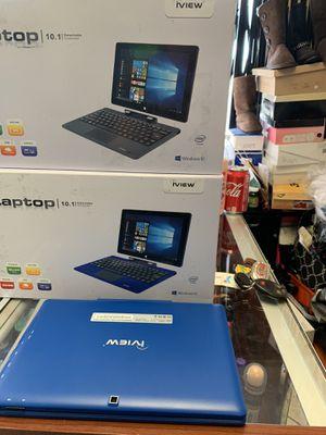 "Mini laptop 10"" 32gb teclado touch screen !!!! for Sale in Bell Gardens, CA"