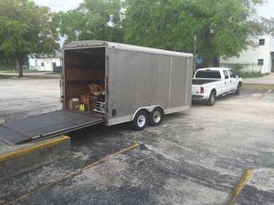 16ft Box Trailer for Sale in Lake Monroe, FL