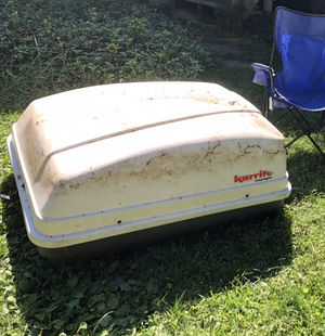 Rooftop cargo carrier for Sale in Stamford, CT