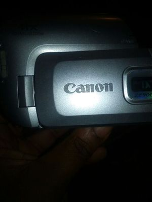 Cannon video recorder. Great condition make me an offer. for Sale in Joliet, IL