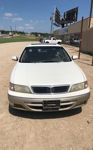 1999 Infiniti I-30 limited for parts for Sale in Dallas, TX