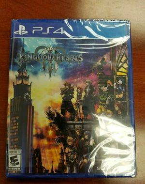 Kingdom Hearts 3 PS4 for Sale in Elk Grove, CA