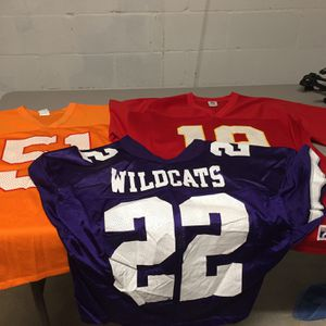 Old School NFL Jerseys And KSU Jersey for Sale in Wichita, KS