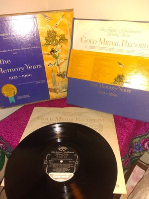Musical Collection of past decades for Sale in Bristow, VA