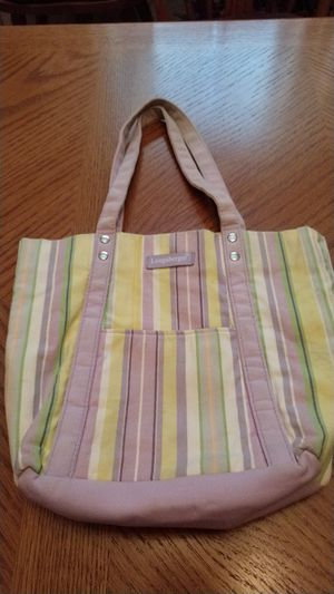 Longaberger Hand Bag for Sale in Portsmouth, VA