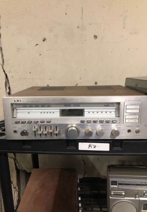 LXI Series Stereo Receiver for Sale in Cahokia, IL