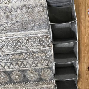 6 Shelf Hanging Closet Organizer (Gray) for Sale in Union City, CA