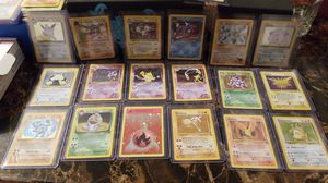 WOTC pokemon holo lot for Sale in Los Angeles, CA