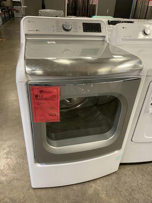 New LG Turbo Steam Dryer On Sale 1yr Factory Warranty for Sale in Gilbert, AZ