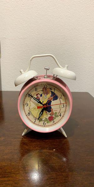 Beauty & the Beast Alarm Clock for Sale in Brea, CA