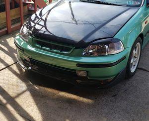 96 Honda civic hatchback midori green for Sale in Philadelphia, PA