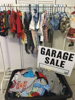 Baby boy clothes for Sale in Coral Springs, FL