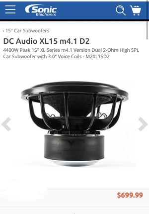 DC Audio for Sale in Santa Ana, CA