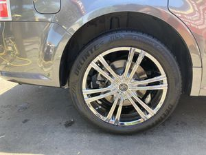 A set of 4rims for Sale in Sacramento, CA