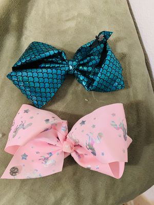 JOJO siwa bows for Sale in Vancouver, WA