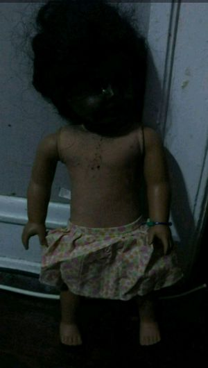 Horror Doll alive new for Sale in Plainfield, IL