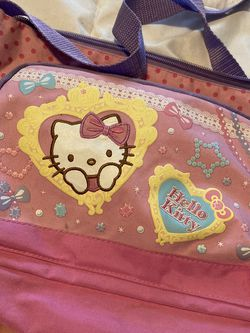 Hello Kitty Book Bag Sanrio 2013 for Sale in Riverside,  CA