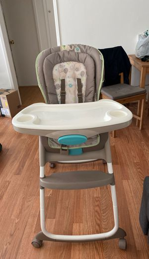 Ingenuity 3 in 1 high chair, booster and toddler seat for Sale in Temple City, CA