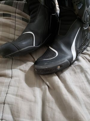 Dainese track boots for Sale in Everett, WA