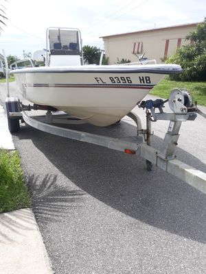 17ft Astro with trailer for Sale in Winter Haven, FL