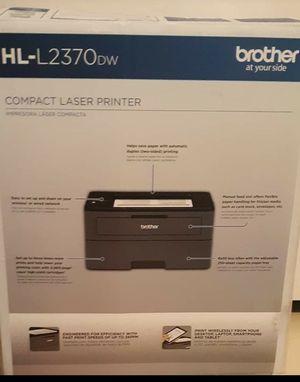 New inbox LaserJet printer for Sale in Grants Pass, OR