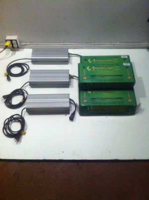 Prometheus 1000 Watt Digital Ballasts for Sale in San Diego, CA