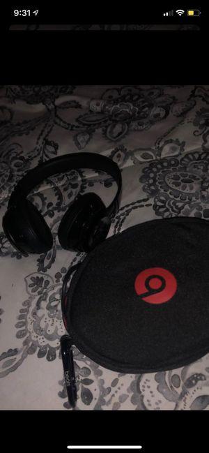beats solo 3 bluetooth headphones for Sale in Fullerton, CA