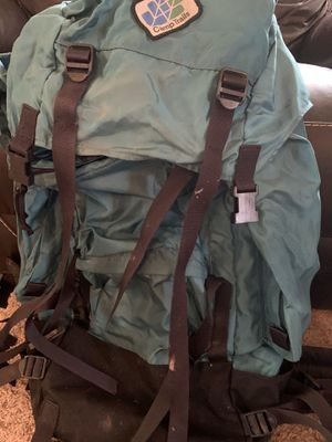 Large hiking/camping/over night backpack, internal frame for Sale in Lake in the Hills, IL