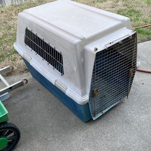 Large dog kennel for Sale in Woodland, CA