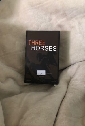 Three Horses perfume for Sale in Rowland Heights, CA