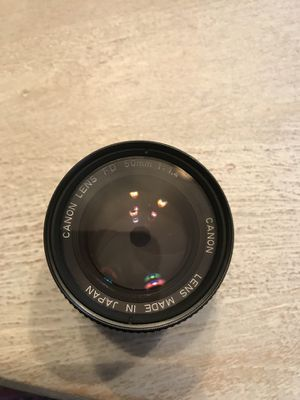 35mm Lens - All Sold Separately for Sale in Richmond, VA
