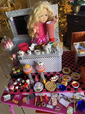 Our generation doll cafe for Sale in Dallas, TX