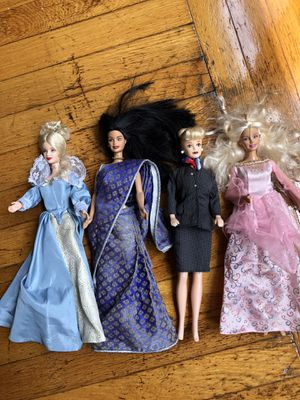 Barbie dolls vintage for Sale in Providence, RI