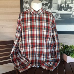 Men's J. Crew Plaid Long Sleeve Button Down Shirt for Sale in Sacramento, CA