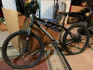 CANNONDALE F5 ROCKSHOX DOWNHILL BIKE for Sale in Lancaster, PA