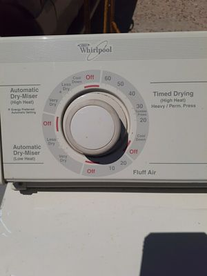 Whirlpool dryer for Sale in Amarillo, TX